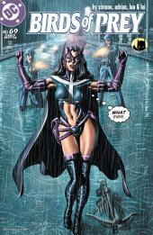 Birds of Prey (1998-) #69