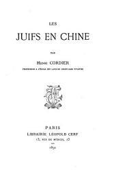 Les Juifs en Chine