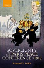 Sovereignty at the Paris Peace Conference of 1919 PDF