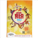 CSB One Big Story Bible  Hardcover