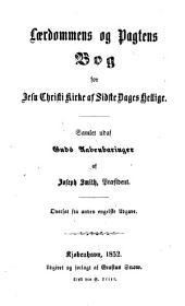 Laerdommens og pagtens bog for Jesu Kristi Kirke af Sidste Dages Hellige