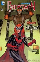 Batwoman (2011-) #26