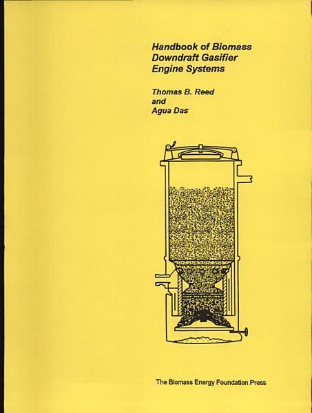 Download Handbook of Biomass Downdraft Gasifier Engine Systems Book