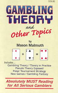 Gambling Theory and Other Topics PDF