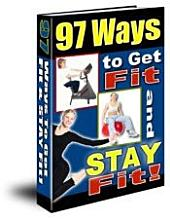97 Ways to Get Fit and Stay Fit