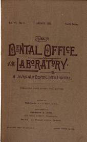 Dental office and laboratory: Volume 7
