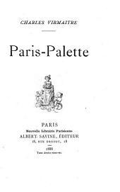Paris-palette