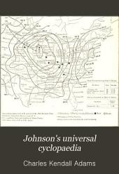 Johnson's Universal Cyclopaedia: Volume 5