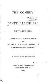 The Comedy of Dante Allighieri. [sic]: Part I--The Hell, Part 1