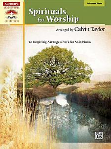 Spirituals for Worship PDF