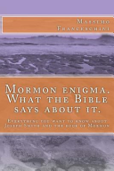 Mormon Enigma  What the Bible Says about It  PDF