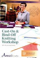 Cast On   Bind Off Knitting Workshop PDF