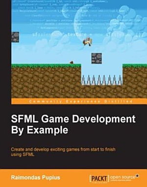 SFML Game Development By Example PDF