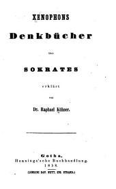 Xenophons Denkbücher über Sokrates