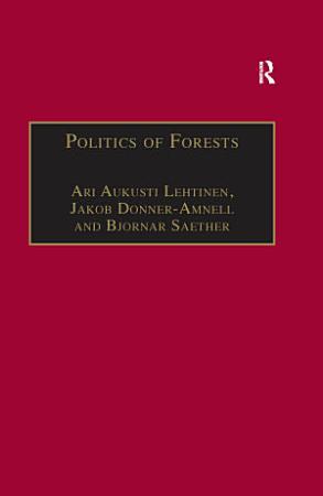 Politics of Forests PDF
