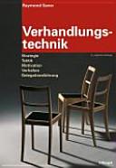 Verhandlungstechnik PDF