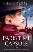 Paris Time Capsule Book