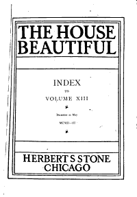 House Beautiful PDF