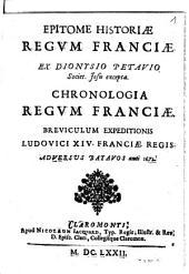 Epitome historiae regum Franciae