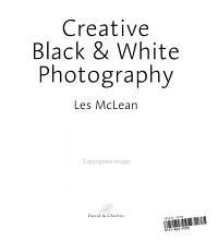 Creative Black   White Photography