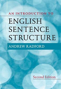 An Introduction to English Sentence Structure PDF