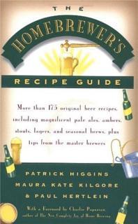 The Homebrewers  Recipe Guide Book