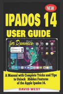 Ipados 14 User Guide for Dummies PDF