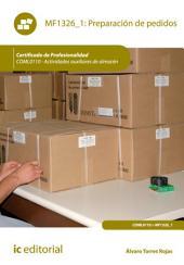 Preparación de pedidos. COML0110