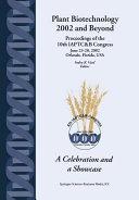Plant Biotechnology 2002 and Beyond PDF