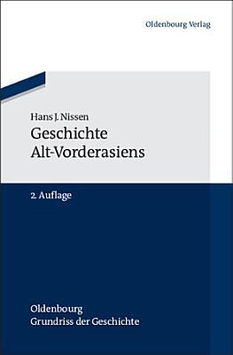 Geschichte Alt Vorderasiens PDF