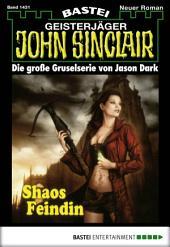 John Sinclair - Folge 1431: Shaos Feindin