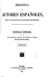 Biblioteca de autores españoles: Volumen 29