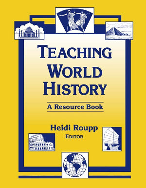 Teaching World History  A Resource Book PDF