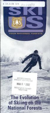 Evolution of skiing on the National Forests