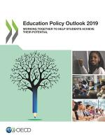 Education Policy Outlook 2019 Working Together to Help Students Achieve their Potential PDF