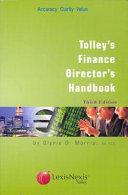 Tolley's Finance Director's Handbook