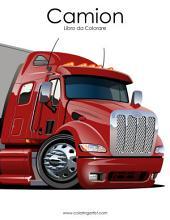 Camion Libro da Colorare 1