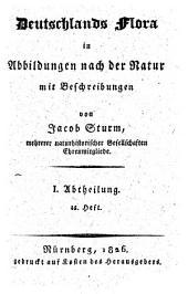 Deutschlands Flora: in Abbildungen nach der Natur mit Beschreibungen. ¬Abt. ¬I., Phanerogamen ; H. 45, Band 1,Ausgabe 45