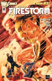 The Fury of Firestorm: The Nuclear Men (2011-) #2
