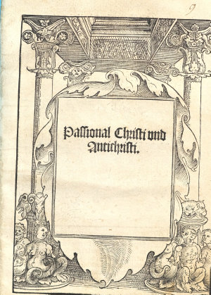 Passional Christi vnd Antichristi PDF