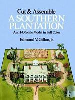 Cut and Assemble a Southern Plantation PDF