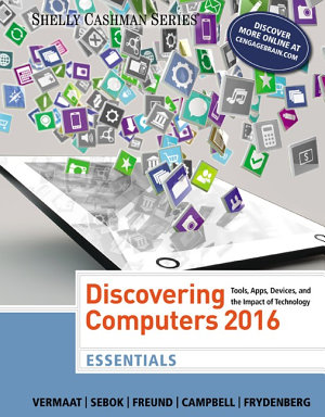 Discovering Computers  Essentials   2016 PDF
