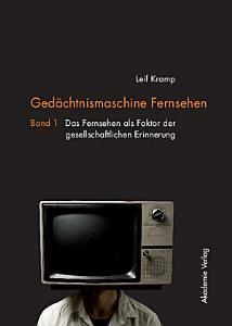 Ged  chtnismaschine Fernsehen PDF