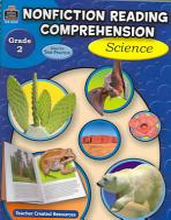 Nonfiction Reading Comprehension  Science  Grades 2 3 PDF