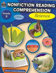 Nonfiction Reading Comprehension Science Grades 2 3 Book PDF