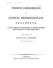 Novellae constitutiones: Volume 1