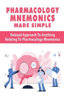 Pharmacology Mnemonics Made Simple PDF