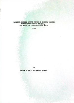 Pacific Waterfowl Flyway Report PDF