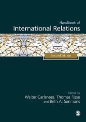 Handbook of International Relations: Edition 2