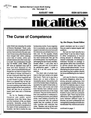 Technicalities PDF